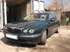 Jaguar X-type, 2001 г. в городе КРАСНОДАР