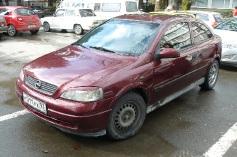 Opel Astra, 1999 г. в городе СОЧИ
