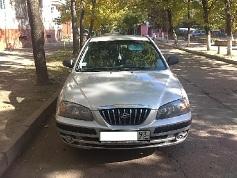 Hyundai Elantra, 2006 г. в городе КРАСНОДАР