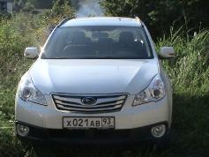 Subaru Legacy, 2010 г. в городе СОЧИ