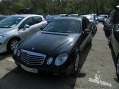 Mercedes-Benz E 200, 2007 г. в городе КРАСНОДАР