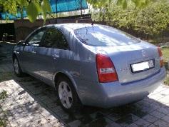 Nissan Primera, 2004 г. в городе КРАСНОДАР