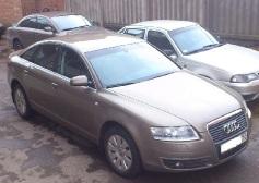 Audi A6, 2008 г. в городе Усть-Лабинский район
