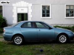 Alfa Romeo 156, 1999 г. в городе КРАСНОДАР