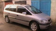 Opel Zafira, 2000 г. в городе Брюховецкий район