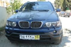 BMW X5, 2000 г. в городе СОЧИ
