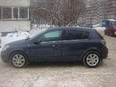 Opel Astra, 2007 г. в городе АРМАВИР