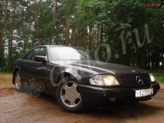 Mercedes-Benz SL 500, 1993 г. в городе КРАСНОДАР