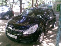 Opel Corsa, 2008 г. в городе СОЧИ