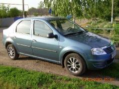 Renault Logan, 2010 г. в городе Павловский район