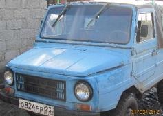ЛУАЗ 969, 1984 г. в городе Брюховецкий район