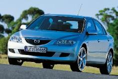 Mazda Mazda 6, 2006 г. в городе КРАСНОДАР