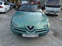 Alfa Romeo Spider, 2001 г. в городе СОЧИ