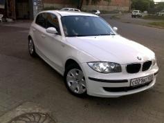 BMW 116, 2009 г. в городе КРАСНОДАР