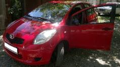 Toyota Yaris, 2007 г. в городе Тихорецкий район