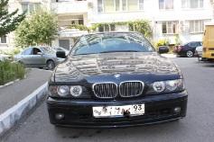 BMW 530, 2002 г. в городе НОВОРОССИЙСК