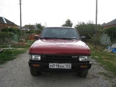 Nissan Terrano, 1992 г. в городе КРАСНОДАР