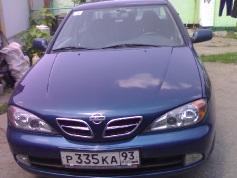 Nissan Primera, 2000 г. в городе Ленинградский район