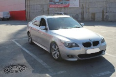 BMW 525, 2005 г. в городе СОЧИ