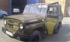 УАЗ 469, 2012 г. в городе КРАСНОДАР