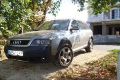 Audi Allroad, 2003 г. в городе КРАСНОДАР