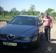Alfa Romeo 166, 2000 г. в городе Калининский район