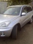 Toyota RAV 4, 2001 г. в городе КРАСНОДАР