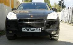 Porsche Cayenne, 2003 г. в городе СОЧИ