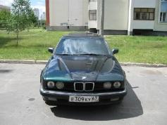 BMW 735, 1989 г. в городе КРАСНОДАР