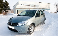 Renault Sandero, 2011 г. в городе КРАСНОДАР