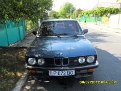 BMW 528, 1990 г. в городе ДРУГИЕ РЕГИОНЫ