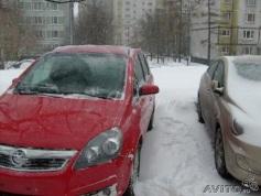 Opel Zafira, 2006 г. в городе Павловский район