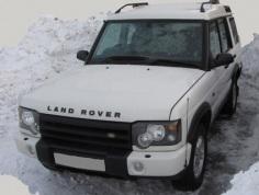 Land Rover Discovery, 2004 г. в городе ГЕЛЕНДЖИК