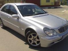Mercedes-Benz C 240, 2001 г. в городе СОЧИ
