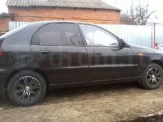 ЗАЗ Sens, 2011 г. в городе КРАСНОДАР