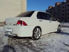 Mitsubishi Lancer, 2001 г. в городе Павловский район