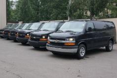 Chevrolet Express, 2013 г. в городе ДРУГИЕ РЕГИОНЫ