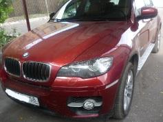 BMW X6, 2009 г. в городе ДРУГИЕ РЕГИОНЫ
