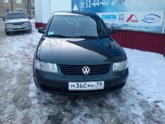 Volkswagen Passat, 1999 г. в городе ДРУГИЕ РЕГИОНЫ
