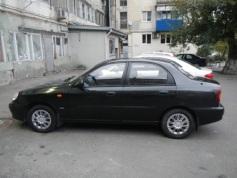Chevrolet Lanos, 2008 г. в городе НОВОРОССИЙСК
