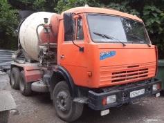 КАМАЗ Цементовозы, 2004 г. в городе СОЧИ