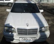 Mercedes-Benz C 200, 2001 г. в городе СОЧИ