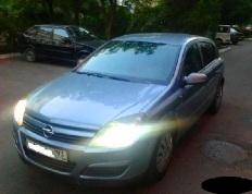 Opel Astra, 2013 г. в городе Туапсинский район