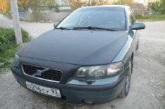 Volvo S60, 2003 г. в городе Крымский район
