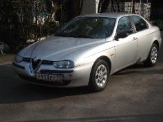 Alfa Romeo 156, 2000 г. в городе КРАСНОДАР