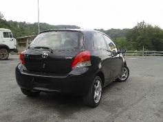 Toyota Yaris, 2009 г. в городе СОЧИ