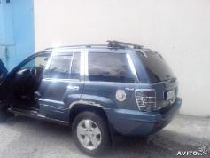 Jeep Grand Cherokee, 2001 г. в городе Туапсинский район