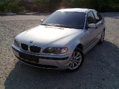 BMW 316, 2002 г. в городе НОВОРОССИЙСК