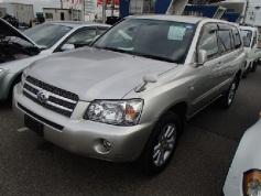 Toyota Kluger, 2006 г. в городе Северский район