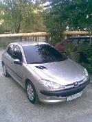 Peugeot 206, 2006 г. в городе СОЧИ